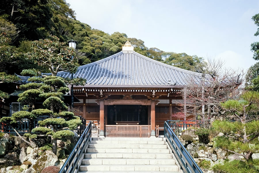 Hon-dô (Main Hall)