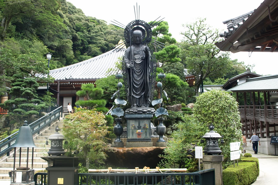 Ichigan Jizô-son (Statue of Ksitigarbha for one wish)