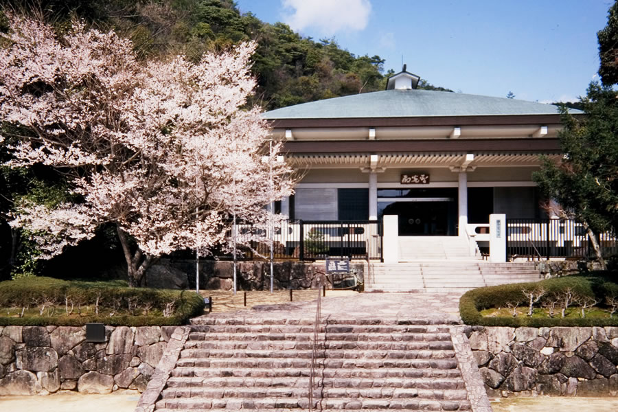 Seikô-den (Tessai Museum)