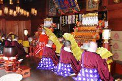 新年祝祷三宝大祭
